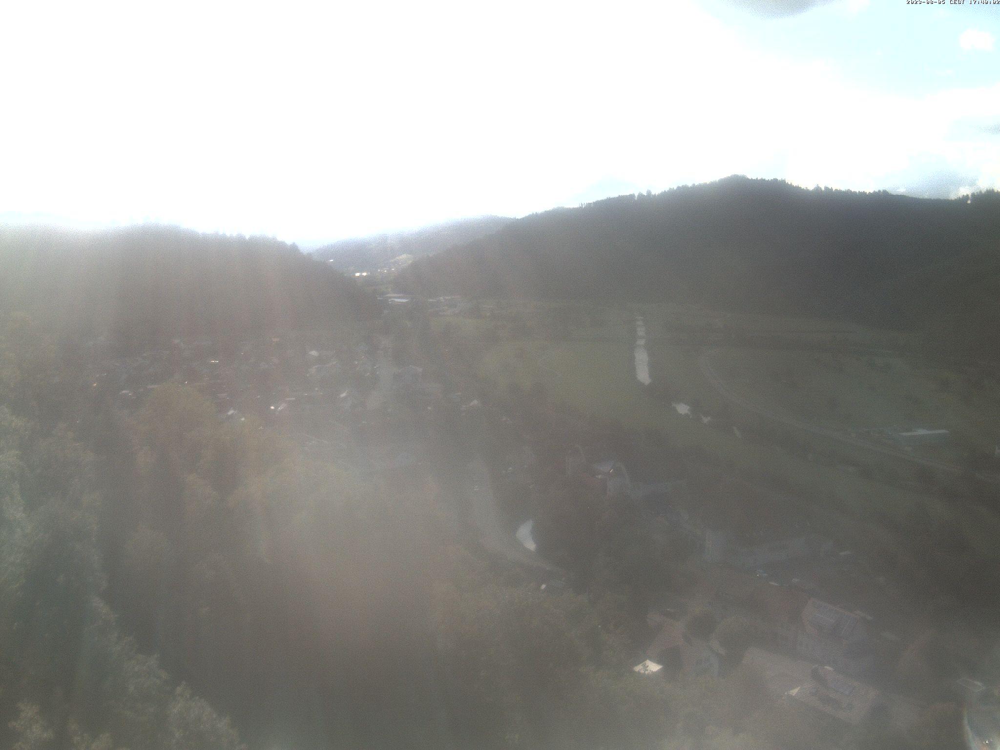 Richtung Westen Hechtsberg